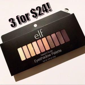 e.l.f.'s Need it Nude Eyeshadow Palette